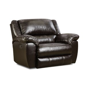 Tellez Manual Recliner by Williston Forge
