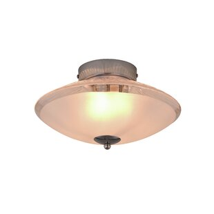 Castanon 3-Light Semi Flush Mo..