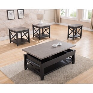 Dolliver Coffee Table Simmons Casegoods by Gracie Oaks