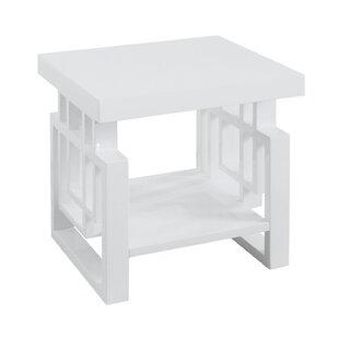 Teaya End Table by Latitude Run
