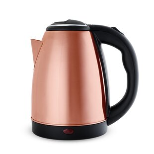 Parker 1.75 Qt. Stainless Steel Electric Tea Kettle