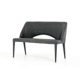 Balla Upholstered Metal Bench 2019 Online