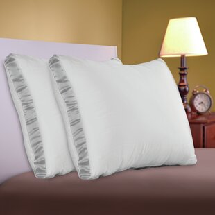 Firm Support Polyfill Pillow (Set of 2)