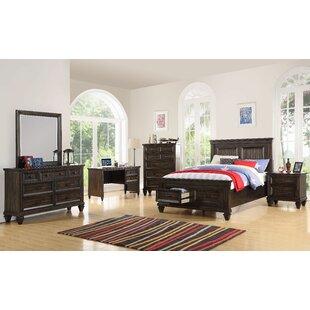 Dellwood Full Platform Configurable Bedroom Set