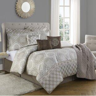 Kiesel 10 Piece Comforter Set