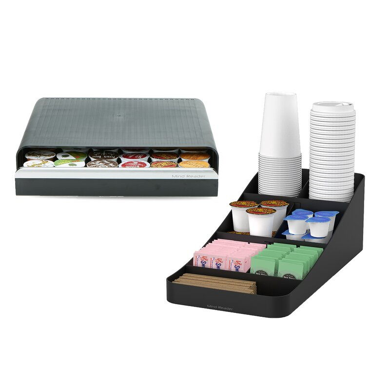 Delicieux 36 K Cup Coffee Pod Storage