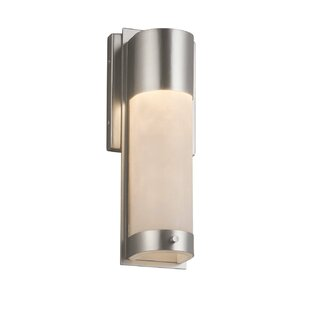 Brayden Studio Genaro LED Outdoor Wall Sconce