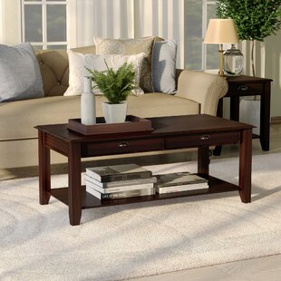 Wilfred Coffee Table by Alcott Hill Cheap