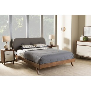 Benham Upholstered Platform Bed by George Oliver Coupon