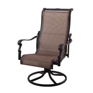 Bagwell Swivel Rocking Chair (Set of 4) by Darby Home Co
