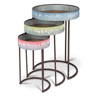 Mchaney 3 Piece Nesting Tables