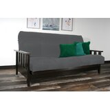 Ashcroft Futon and Mattress by Red Barrel Studio®