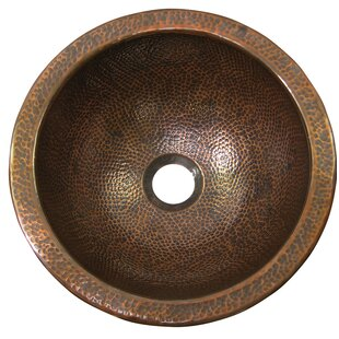 The Copper Factory Medium Metal Circular ..