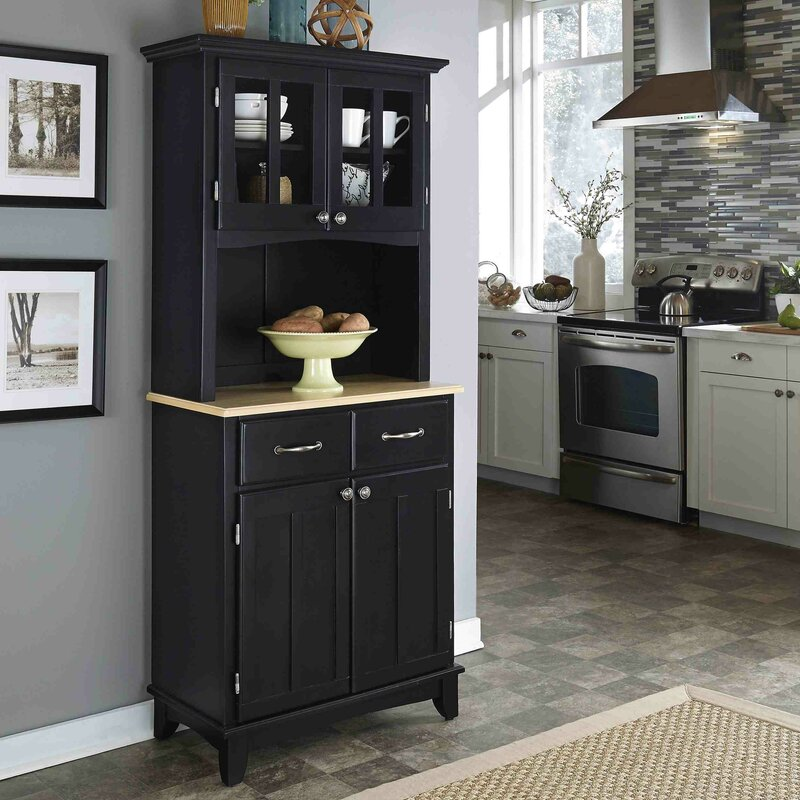 kitchen hutch cabinet.  Dining Hutches You ll Love Wayfair