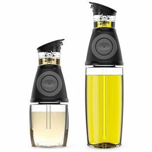 Oil and Vinegar Dispenser Cruet Set