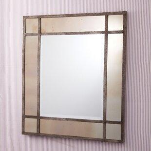 Two's Company Accent Mirror