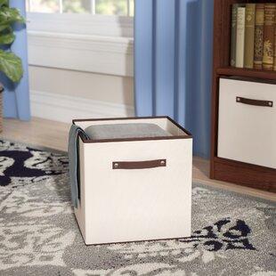 Clearance Closet Dresser Drawer Foldable Fabric Storage Bin ByWinston Porter