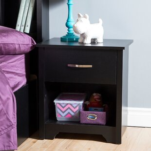 Fusion 1 Drawer Nightstand by South Shore Great Reviews