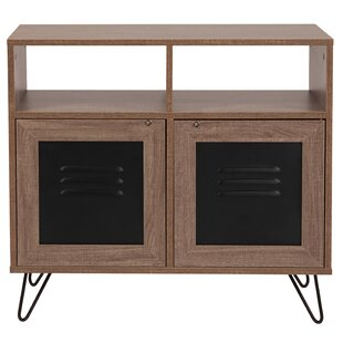 Eloisa 2 Door Accent Cabinet by Union Rustic