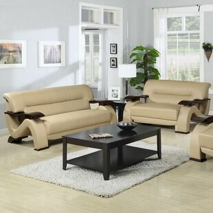 Ace 3 Piece Living Room Set by..