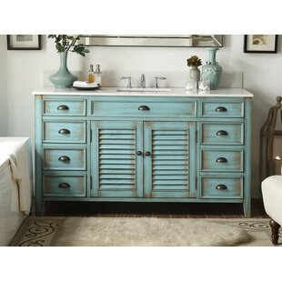 Annabella 60 Single Bathroom Vanity Set by One Allium Way