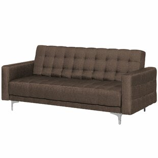 Finnegan 3 Seater Clic Clac Sofa Bed By Wade Logan