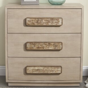 Rosecliff Heights Pineland 3 Drawer Chest