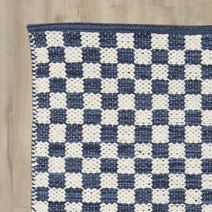 Comparison Paltrow Blue/White Area Rug By Mercer41
