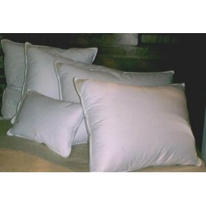 100% Down Standard Pillow by Down to Basics
