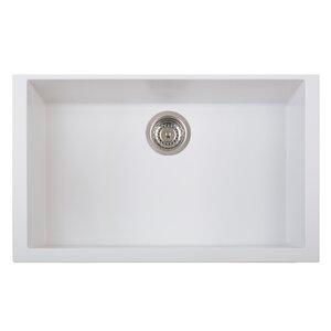 One Series Single Basin Undermount Version Kitchen Sink