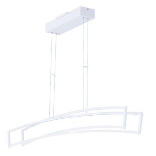 Orren Ellis Eastep 1-Light LED Kitchen Island Pendant