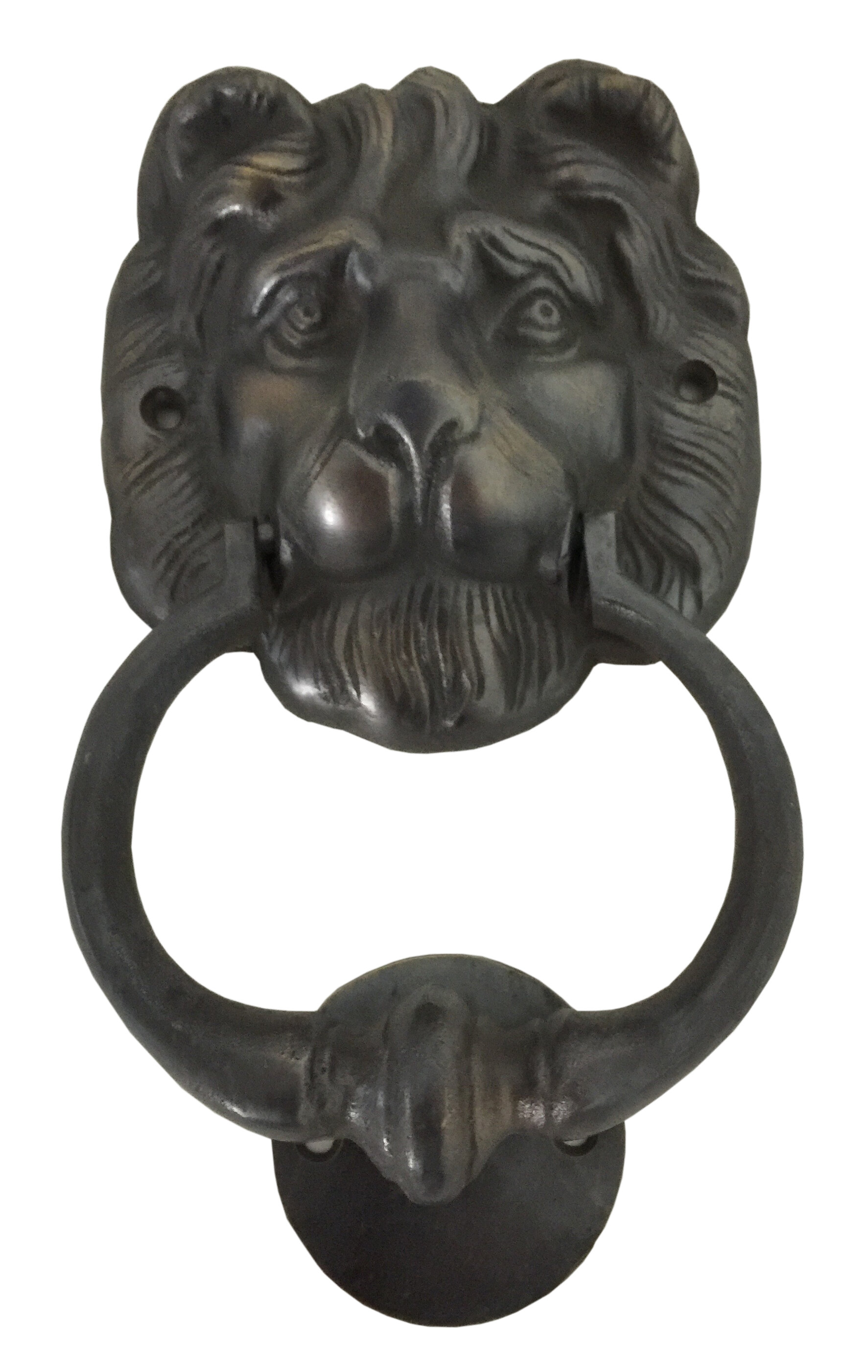 sc 1 st  Wayfair & D-Art Collection Lion Head Brass Door Knocker | Wayfair