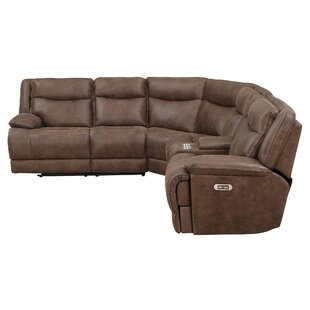 Oscoda Reclining Sectional