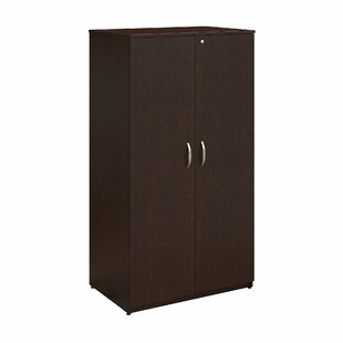 Bush Business Furniture Easy Office Wardrobe Storage Cabinet