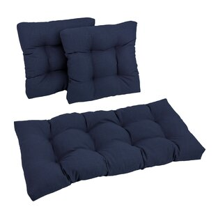 3 Piece Indoor/Outdoor Cushion Set