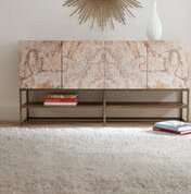Hooker Furniture Terresta 4 Door Sideboard