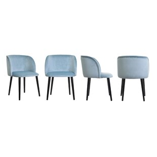Mona Upholstered Dining Chair (Set Of 4) By BelleFierté