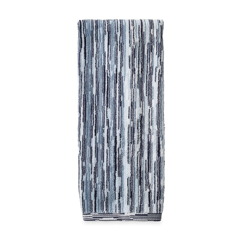 Dkny Uptown 100 Cotton Hand Towel: DKNY Brushstroke 100% Cotton Towel Hand