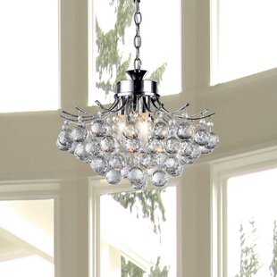 Warehouse of Tiffany Boadicea 3-Light Chandelier