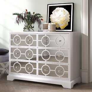 Mcnally 6 Drawer Accent Chest by Mercer41