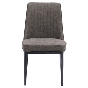 Gilley Upholstered Dining Chair (Set of 2) Williston Forge