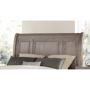 August Grove Gadberry Sleigh Headboard