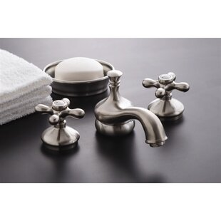 Strom Plumbing by Sign of the Crab Sacramento Widespread Bathroom Faucet with Pop-Up Drain