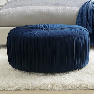 Read Reviews Halina Cocktail Ottoman By Rosdorf Park