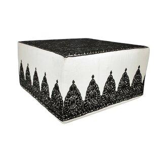 Fez Cube Ottoman by Casabl..
