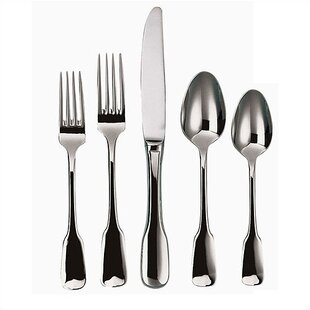 Alsace 20 Piece Flatware Set, Service for 4