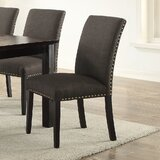 Bolivar Upholstered Dining Chair (Set of 2) by Charlton Home®