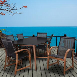 Branco 7 Piece Dining Set
