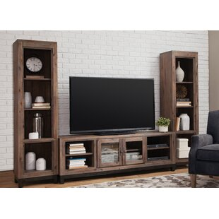 Baringer Console Entertainment Center for TVs up to 80 with 2 Open Pier by Gracie Oaks