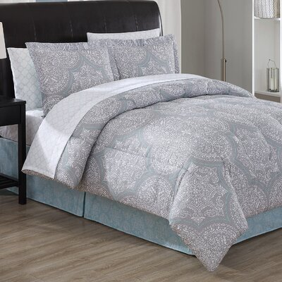 Flaxville Comforter Set Ophelia & Co. Size: Full